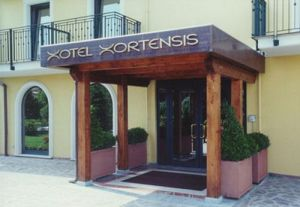 Hotel Hortensis in Cannara