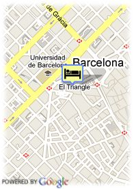map-Hotel Lleo