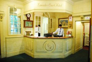 Hotel Lancaster Court in London