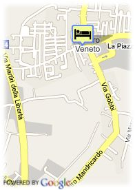 map-Hotel Smart Holiday