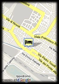 map-Hotel Airone