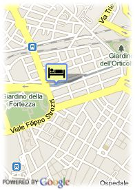 map-Hotel La Fortezza