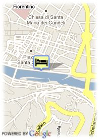 map-Plaza Hotel Lucchesi