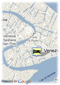 map-Hotel Star Splendid Venice