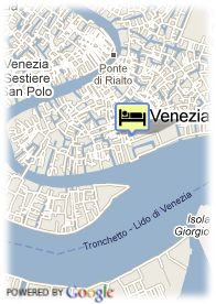 map-Hotel San Marco Cavalletto