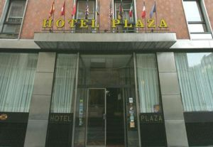 Hotel Plaza in Turijn