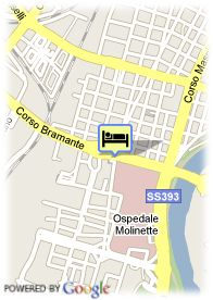 map-Hotel Continental