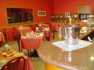 Paar hotels in Rome centrum