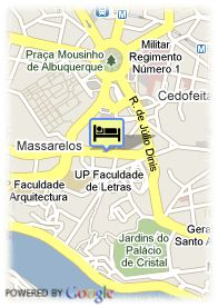 map-Hotel HF Ipanema Porto