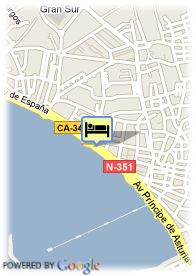 map-Hotel Rocamar