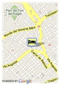 map-Hotel Guillermo Tell