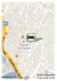 map-Hotel Bristol Palace