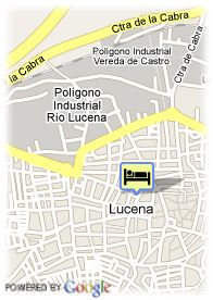 map-Hotel Santo Domingo