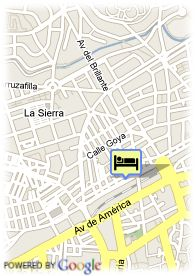 map-Hotel Cordoba Center