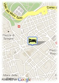 map-Hotel Barberini