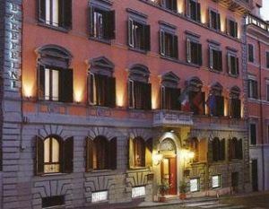 Hotel Barberini in Rome