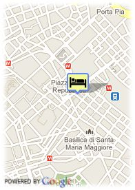 map-Star Hotel Metropole
