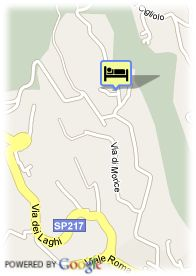 map-Hotel Benito al Bosco