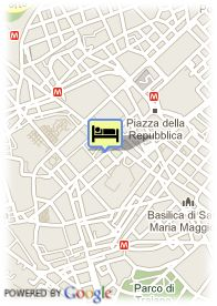 map-Hotel Eurostars international palace