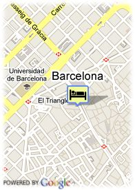 map-Hotel Royal Ramblas
