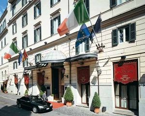 Hotel Splendide Royal in Rome