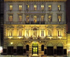 Boutique Hotel Hotel Artemide  in Rome
