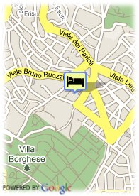 map-Hotel Parco Dei Principi Grand Hotel And Spa