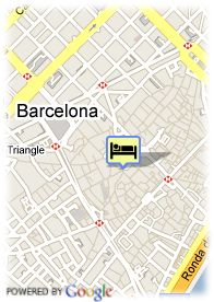 map-Hotel Colon