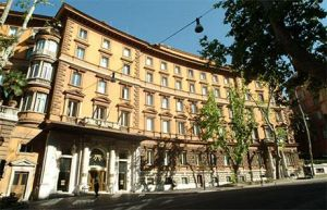 Hotel Majestic in Rome