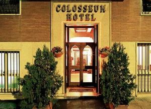 Hotel Colosseum in Rome