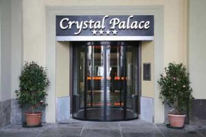 Hotel Crystal Palace in Turijn
