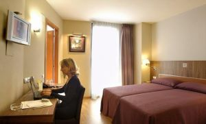 Hotel Evenia Rocafort in Barcelona