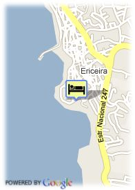 map-Hotel Vila Gale Ericeira