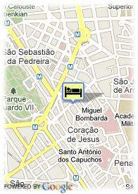 map-Hotel Embaixador