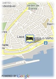 map-Hotel York House