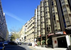 Hotel Clarion Suites in Lissabon