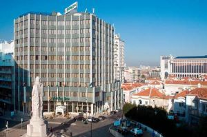 Hotel Holiday Inn Lisboa in Lissabon
