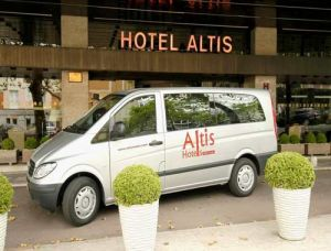 Hotel Altis in Lissabon