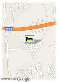 map-Hotel Real Oeiras