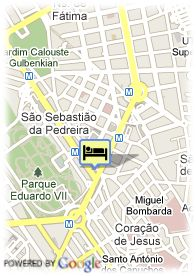 map-Hotel Eduardo VII