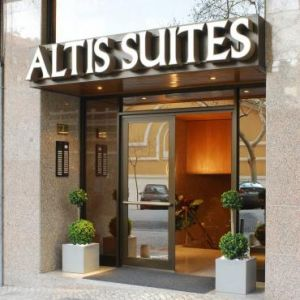Hotel Altis Suites in Lissabon