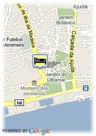 map-Hotel Jeronimos 8
