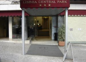 Hotel Lisboa Central Park in Lissabon