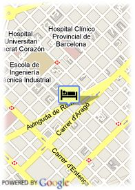 map-Hotel Amister