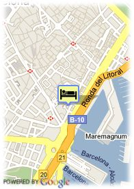 map-Hotel Medinaceli