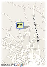map-Hotel Pradillo Conil