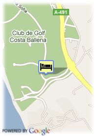 map-Hotel Elba Costa Ballena