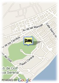 map-Hotel Playaballena