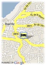 map-Best Western Plus Karitza Hotel