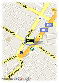 map-Best Western Premier Hotel Steglitz International